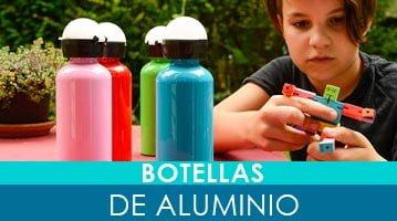 Las Mejores Botellas de Aluminio