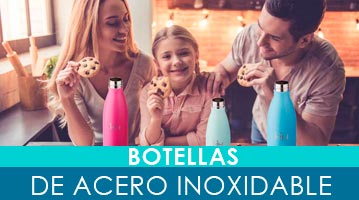 Botellas de Acero Inoxidable