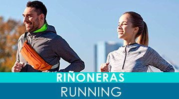 Para qué necesitamos una riñonera running