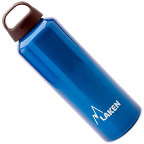botella aluminio laken