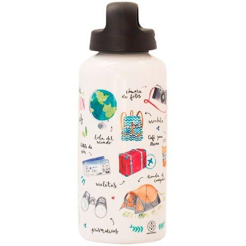 botellas de aluminio para niños