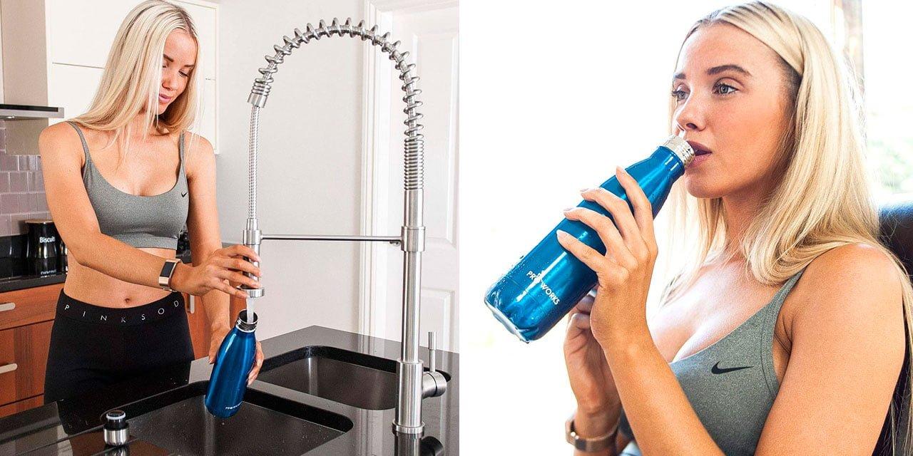 botellas termicas para agua
