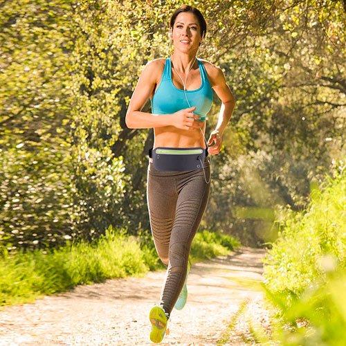 riñoneras mujer running